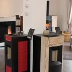 RIKA Pellet- und Holz-Kaminofenprodukte